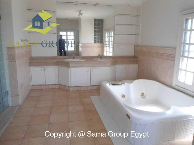 Penthouse Triplex with Swimming Pool For Rent In Maadi,Semi furnished,Penthouse NO #5