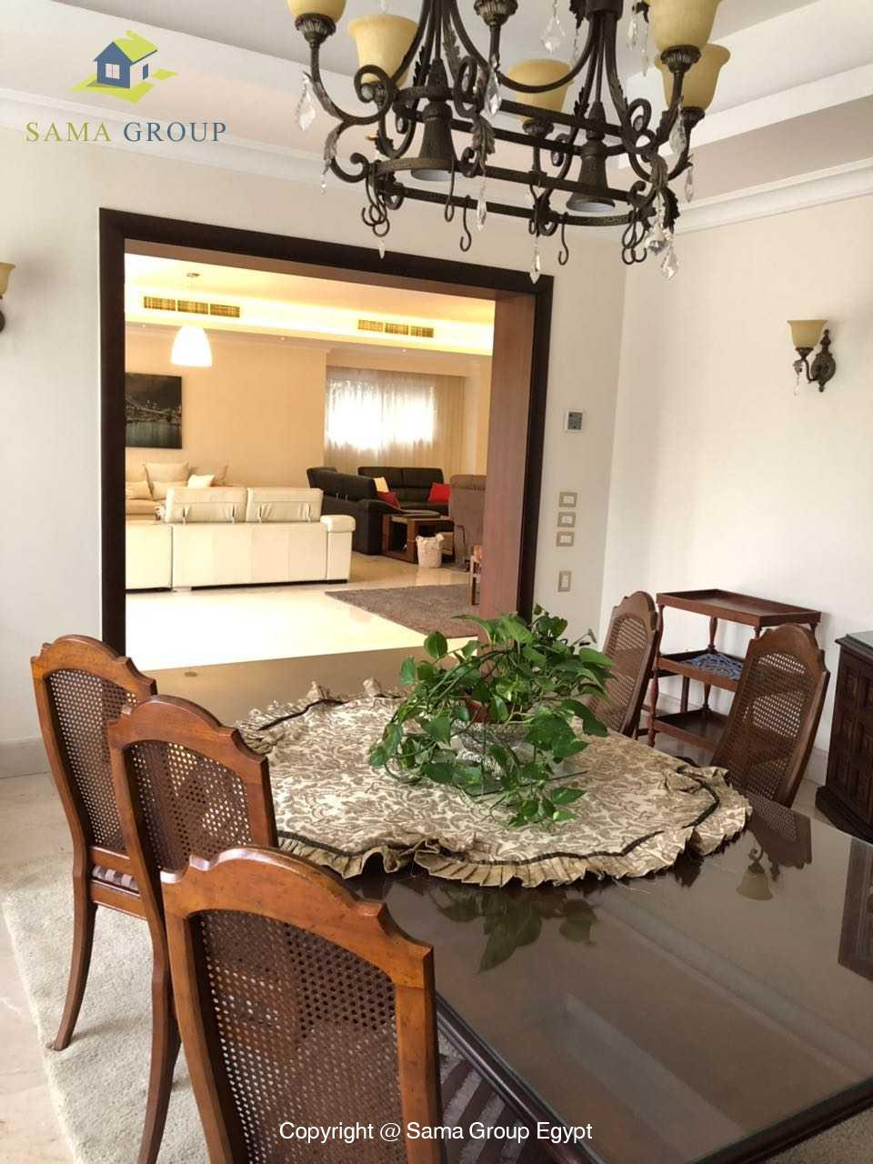 Villa  For Sale  In Lake View,Modern Furnished,Villa NO #35