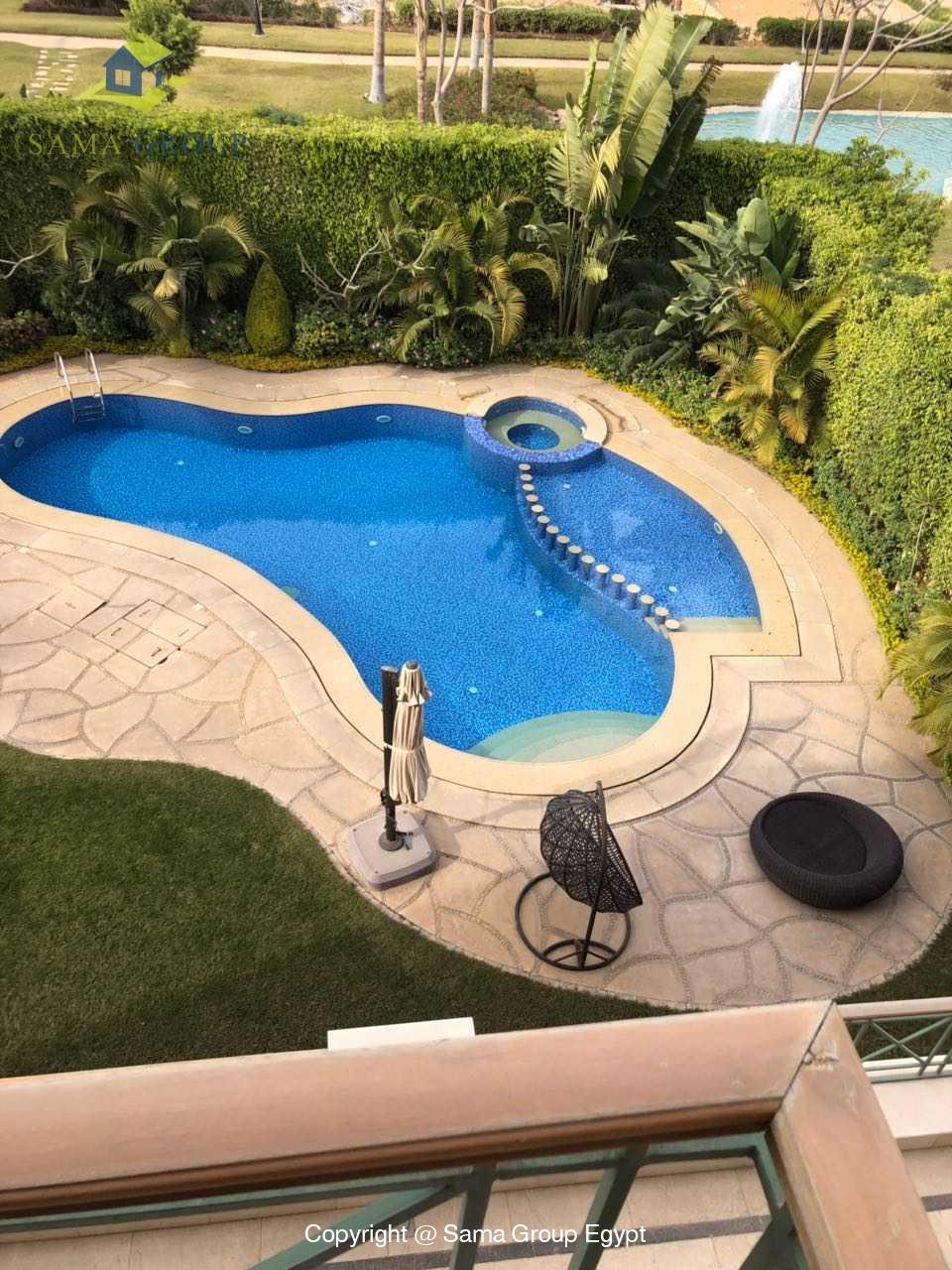 Villa  For Sale  In Lake View,Modern Furnished,Villa NO #34
