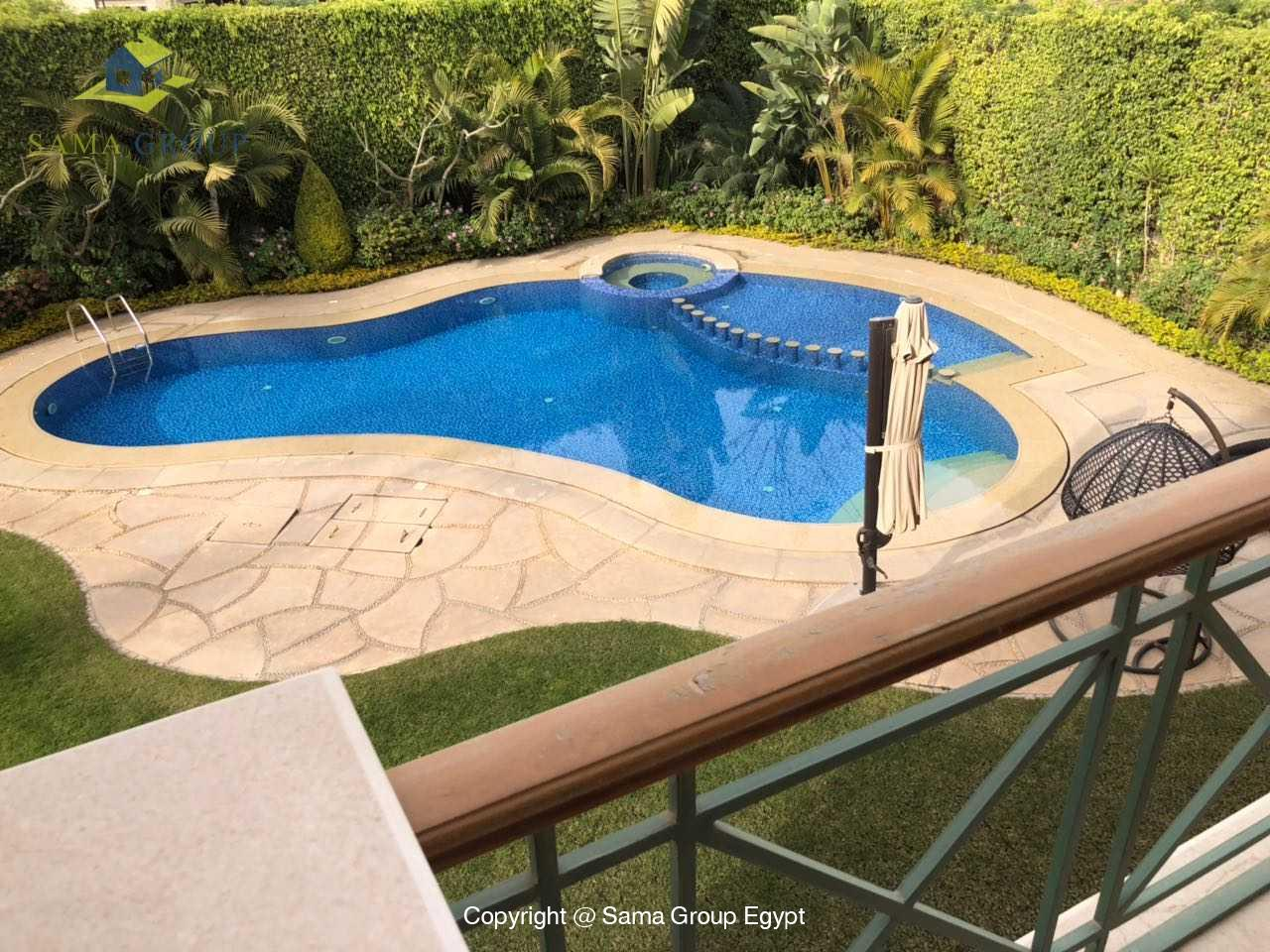 Villa  For Sale  In Lake View,Modern Furnished,Villa NO #46