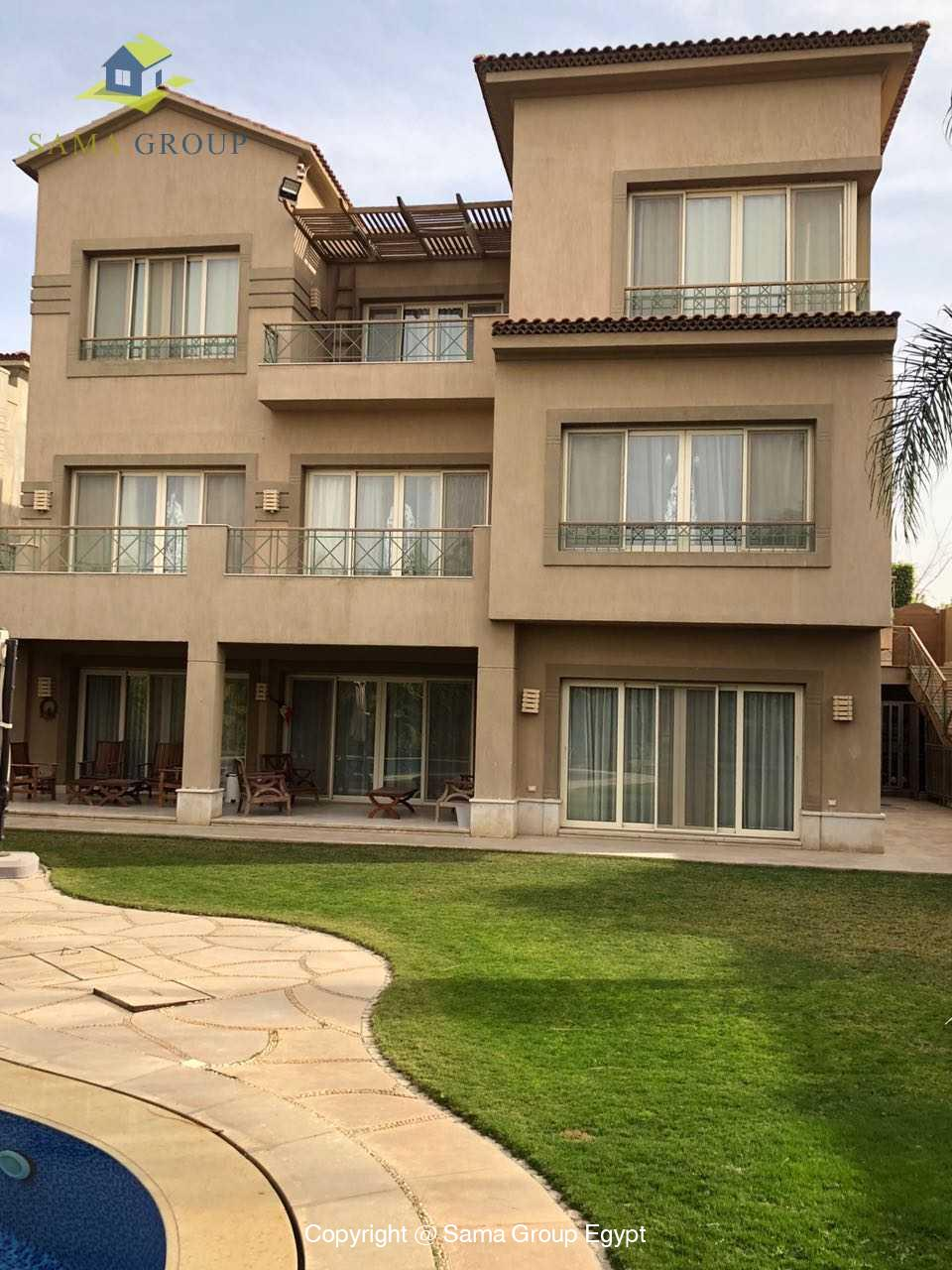 Villa  For Sale  In Lake View,Modern Furnished,Villa NO #7
