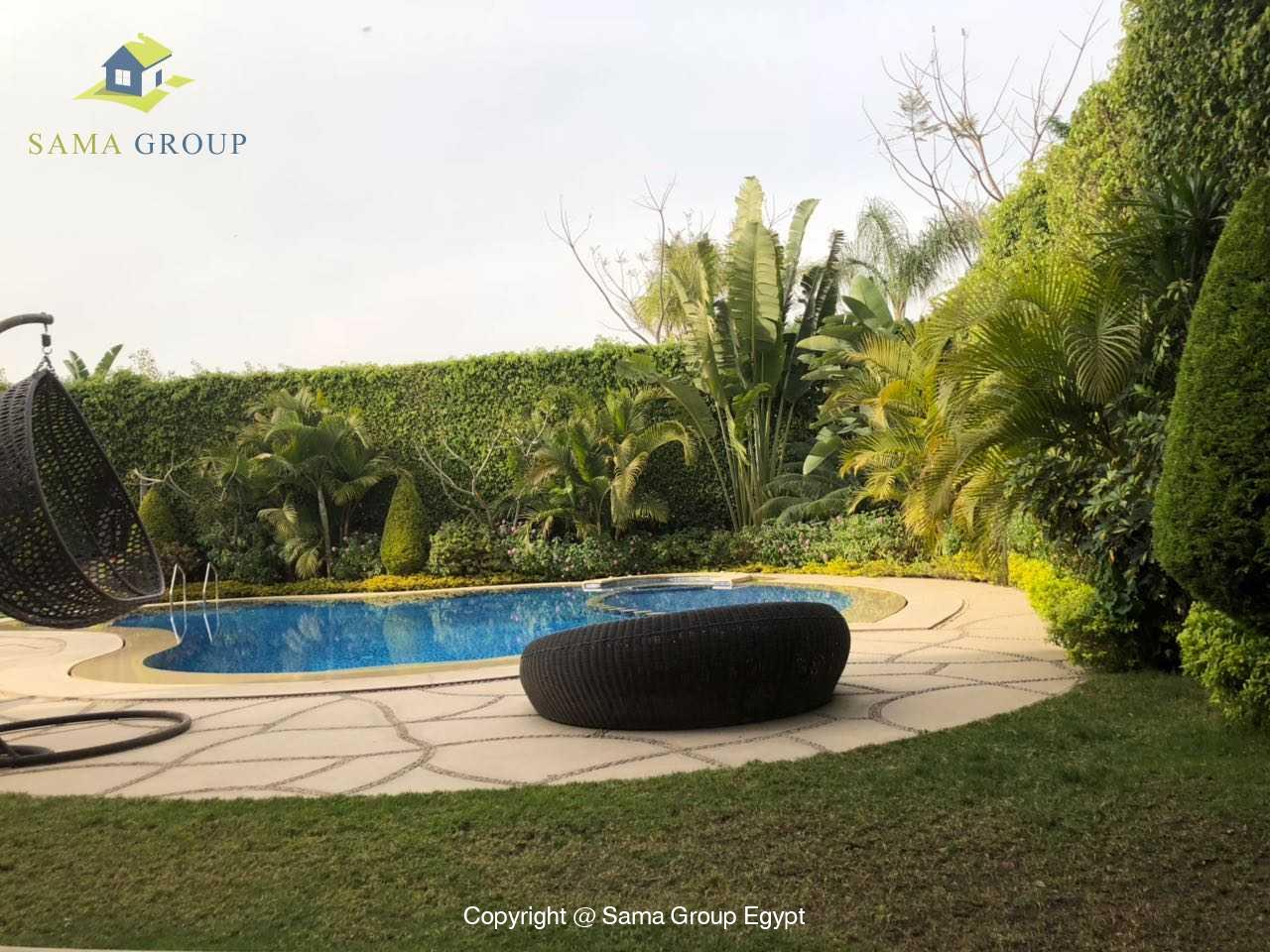 Villa  For Sale  In Lake View,Modern Furnished,Villa NO #13