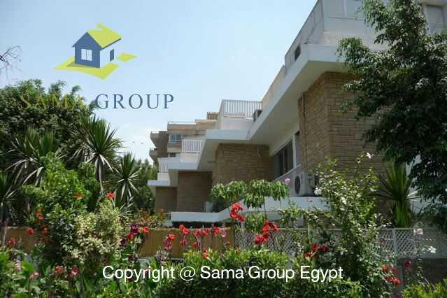 Villa For Rent In Maadi,Modern Furnished,Villa NO #2