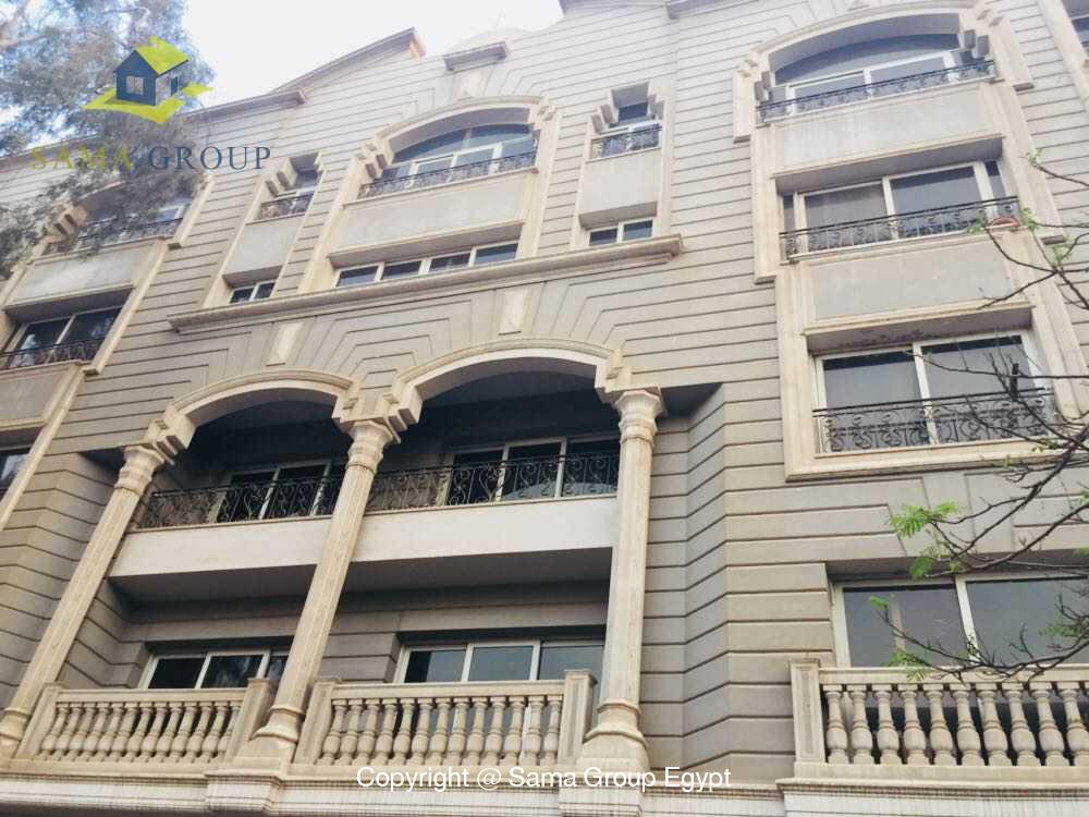 Office Adminstration Building For Rent In Maadi,Semi furnished,Office Adminstration Building NO #12