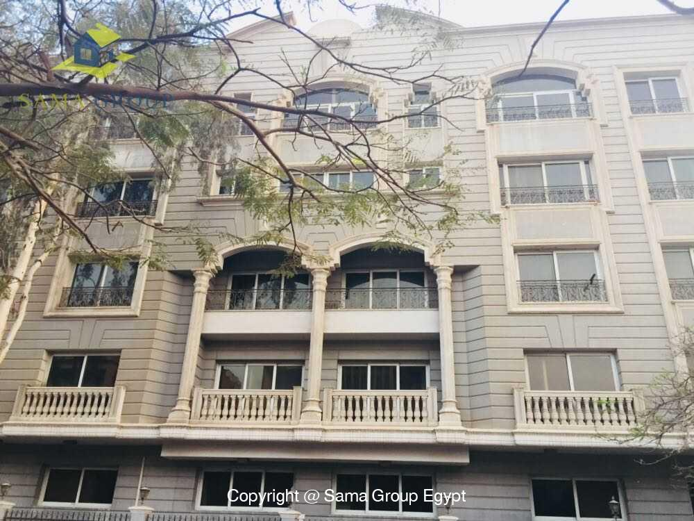 Office Adminstration Building For Rent In Maadi,Semi furnished,Office Adminstration Building NO #9