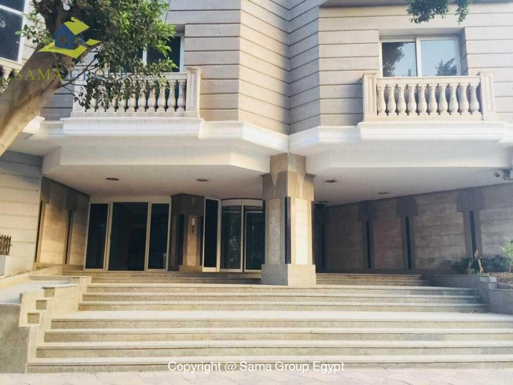 Office Adminstration Building For Rent In Maadi,Semi furnished,Office Adminstration Building NO #8