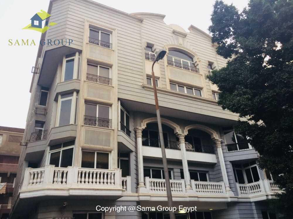 Office Adminstration Building For Rent In Maadi,Semi furnished,Office Adminstration Building NO #7
