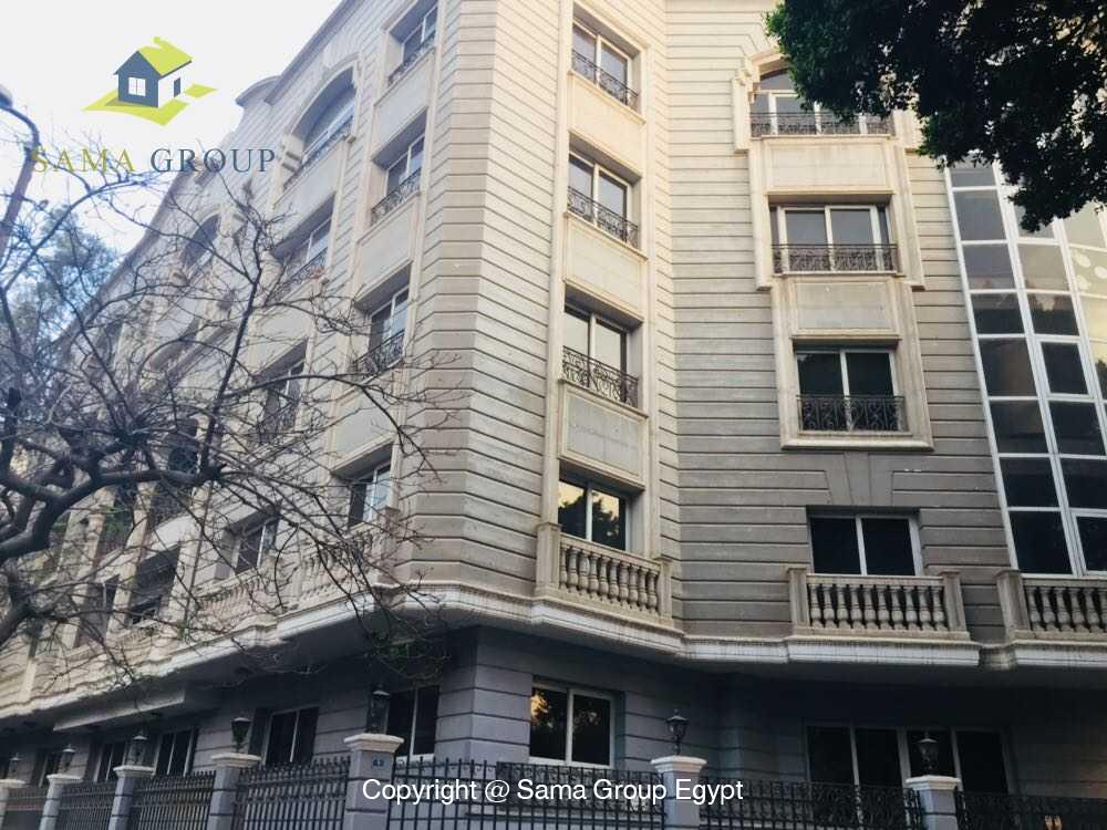 Office Adminstration Building For Rent In Maadi,Semi furnished,Office Adminstration Building NO #6