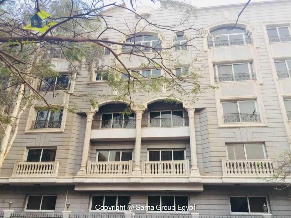Office Adminstration Building For Rent In Maadi,Semi furnished,Office Adminstration Building NO #5