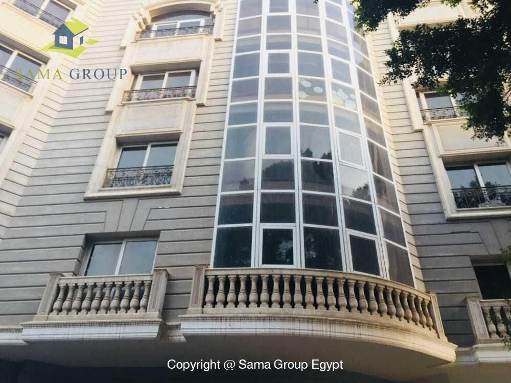 Office Adminstration Building For Rent In Maadi,Semi furnished,Office Adminstration Building NO #14