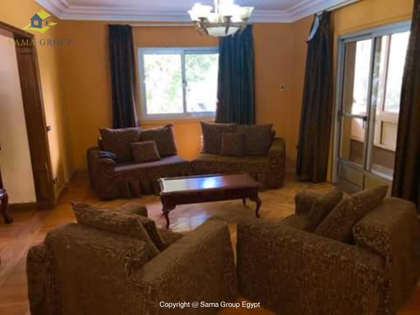 Fully Furnished Apartment For Rent In Maadi,Furnished,Apartment NO #1