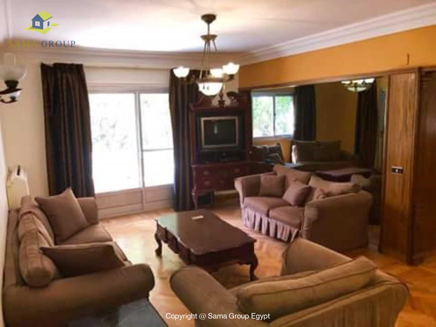 Fully Furnished Apartment For Rent In Maadi,Furnished,Apartment NO #4