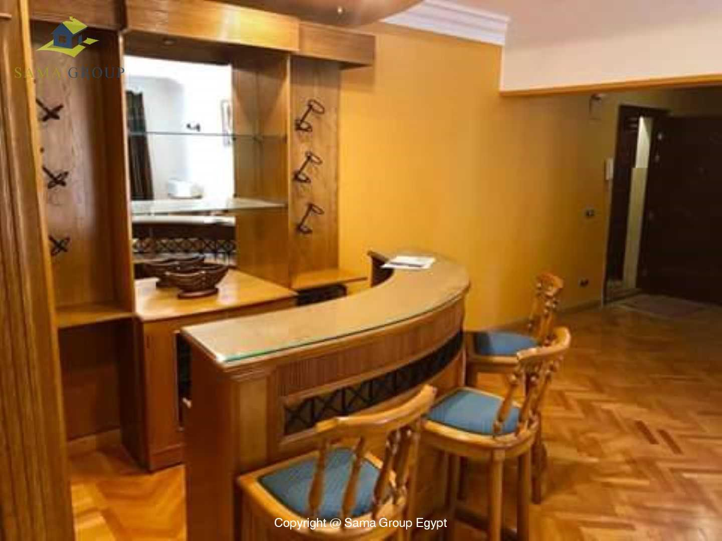 Fully Furnished Apartment For Rent In Maadi,Furnished,Apartment NO #2