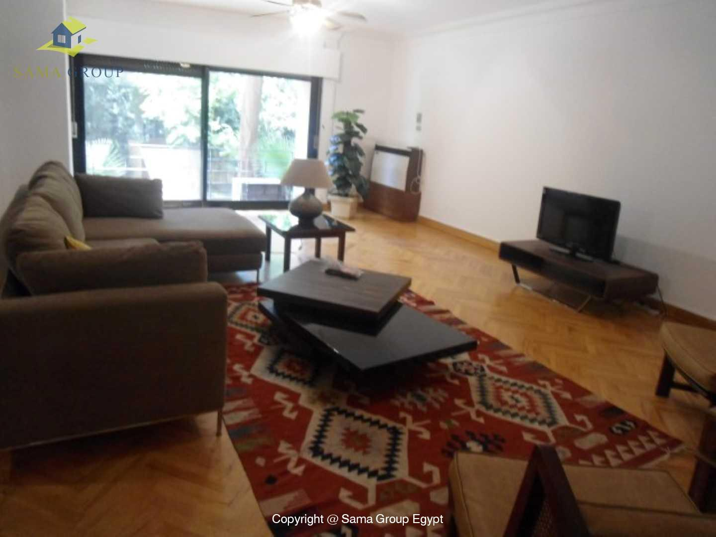 Ground Floor With Garden For Rent In Maadi,Modern Furnished,Ground Floor NO #6