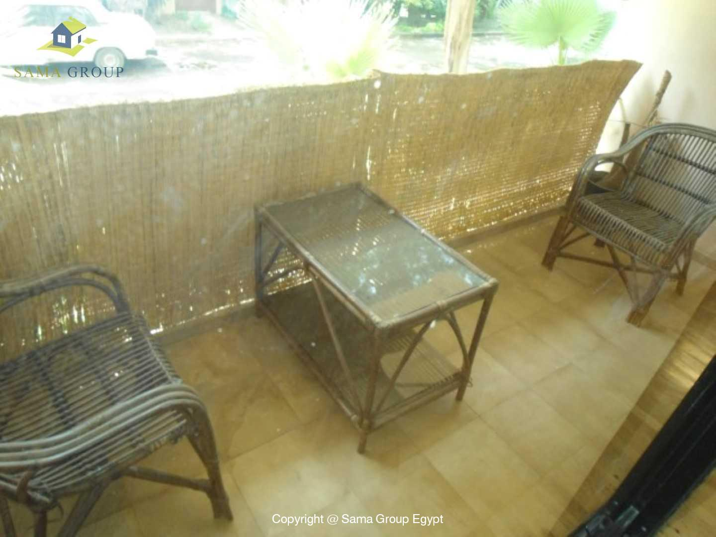 Ground Floor With Garden For Rent In Maadi,Modern Furnished,Ground Floor NO #9