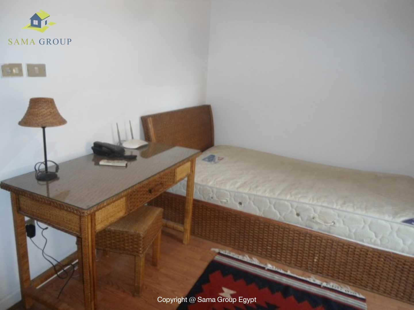 Ground Floor With Garden For Rent In Maadi,Modern Furnished,Ground Floor NO #5