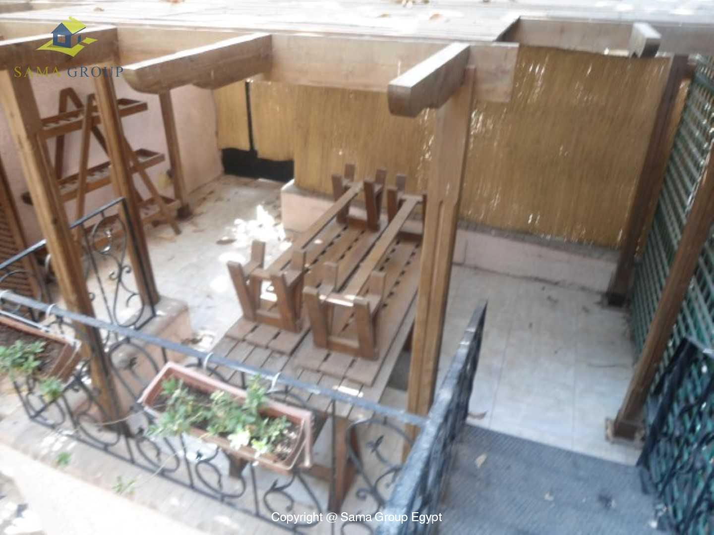Ground Floor With Garden For Rent In Maadi,Modern Furnished,Ground Floor NO #4