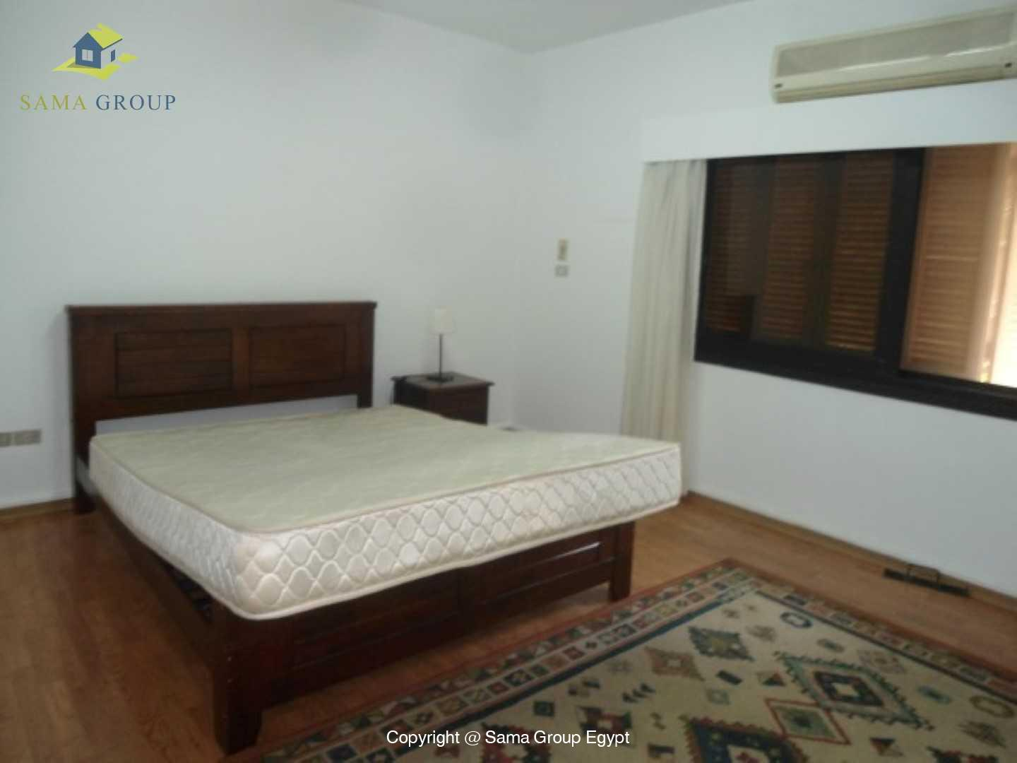 Ground Floor With Garden For Rent In Maadi,Modern Furnished,Ground Floor NO #14