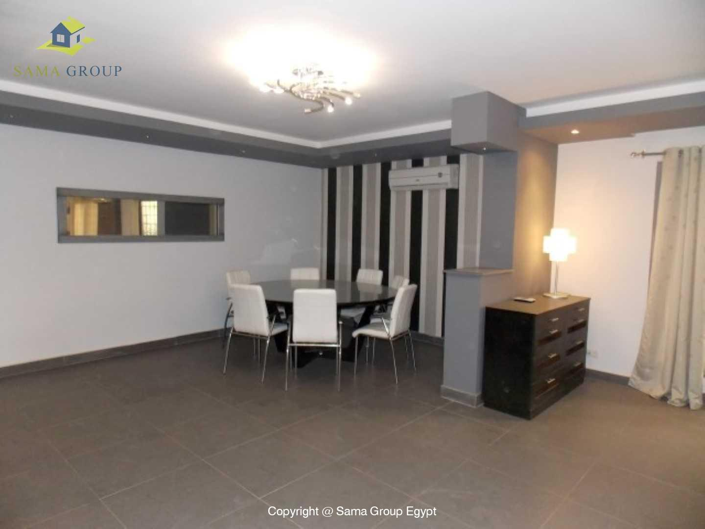 Ultra Modern Ground Floor For Rent In Maadi Sarayat,Furnished,Ground Floor NO #10