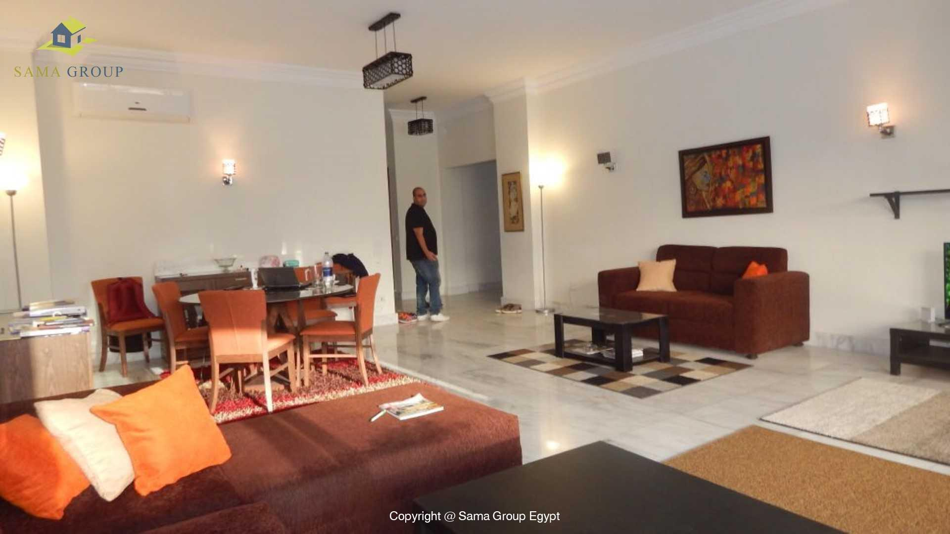 New Ultra Modern Apartment For Rent In Maadi,Modern Furnished,Apartment NO #4