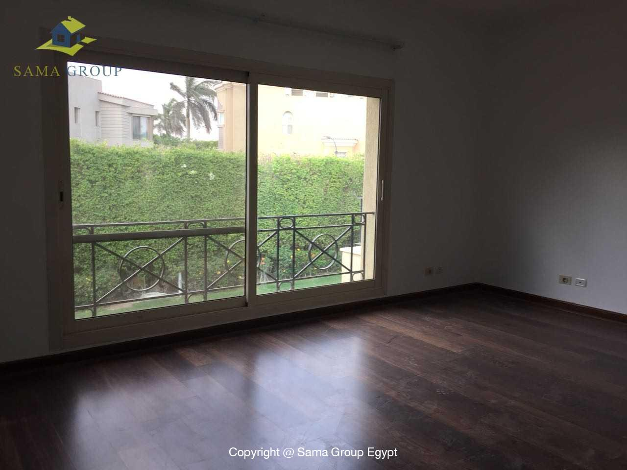 Ground Floor Duplex For Rent In Katameya Heights,Semi furnished,Ground Floor NO #5