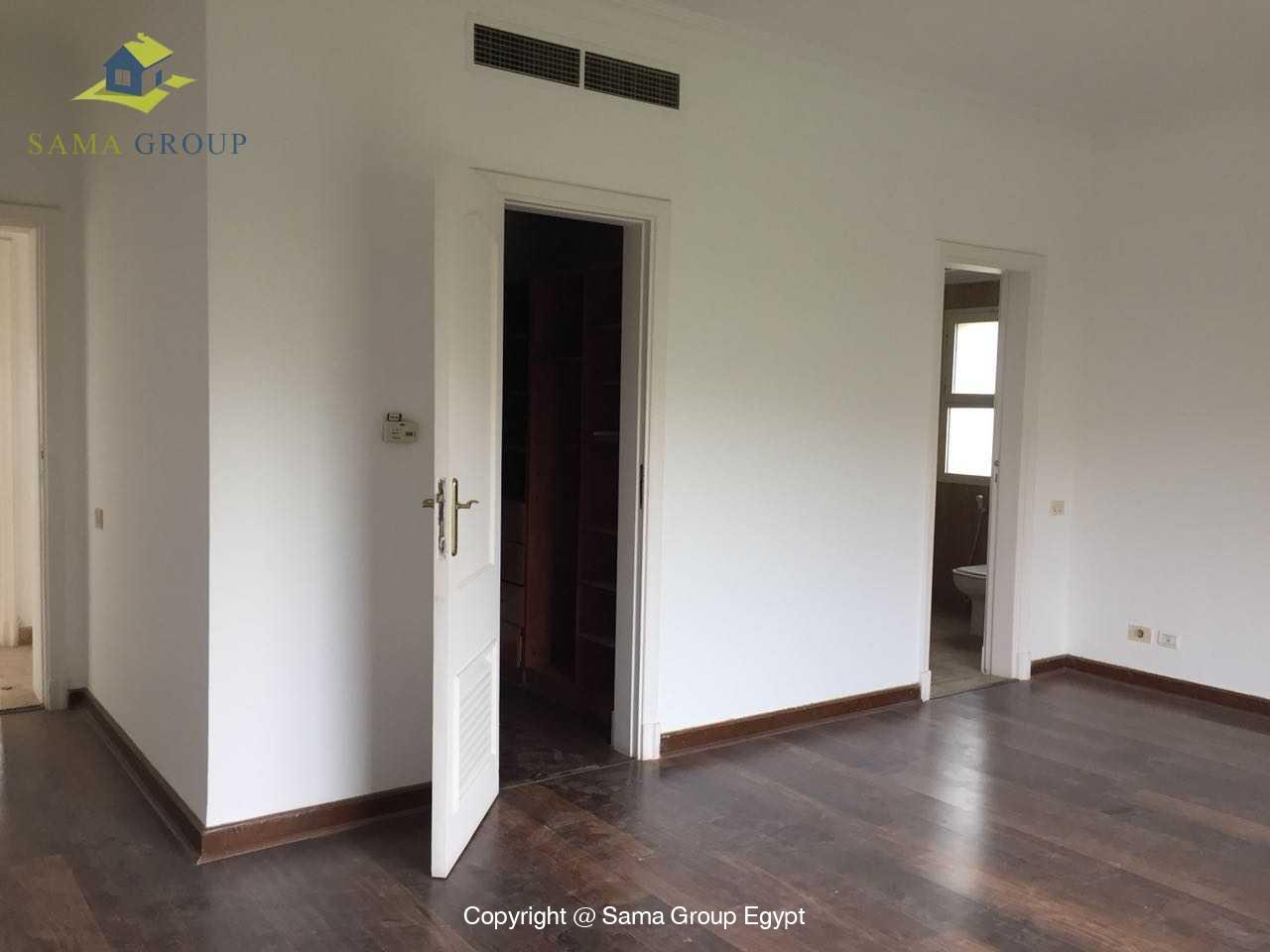 Ground Floor Duplex For Rent In Katameya Heights,Semi furnished,Ground Floor NO #7