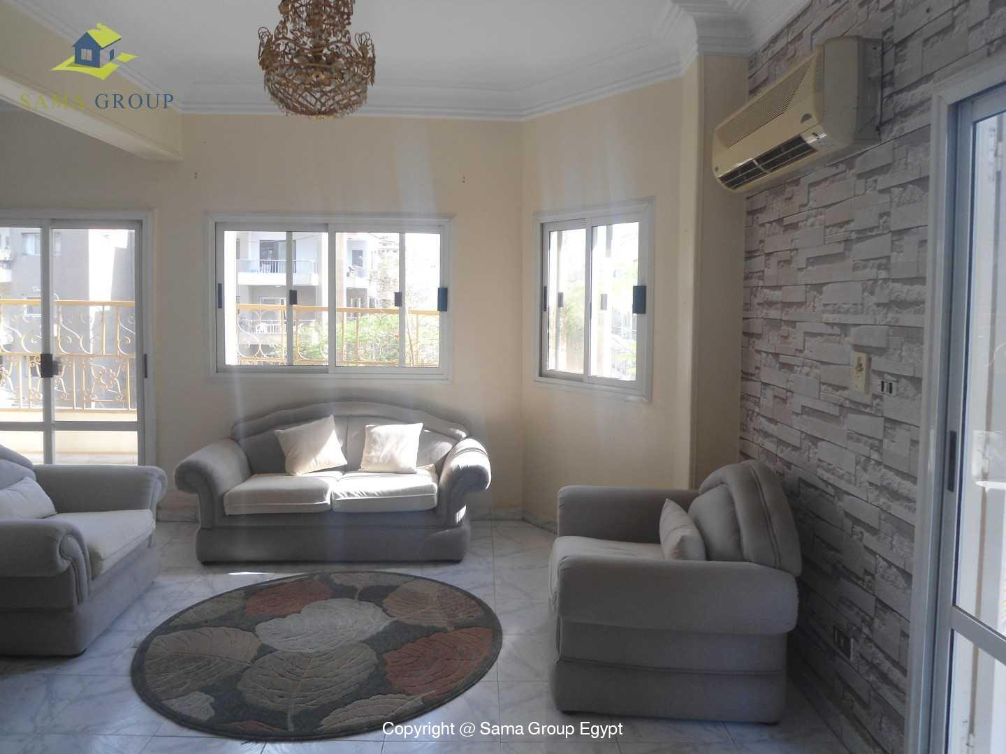 Apartment For Rent In Maadi Close to CAC,Furnished,Apartment NO #11