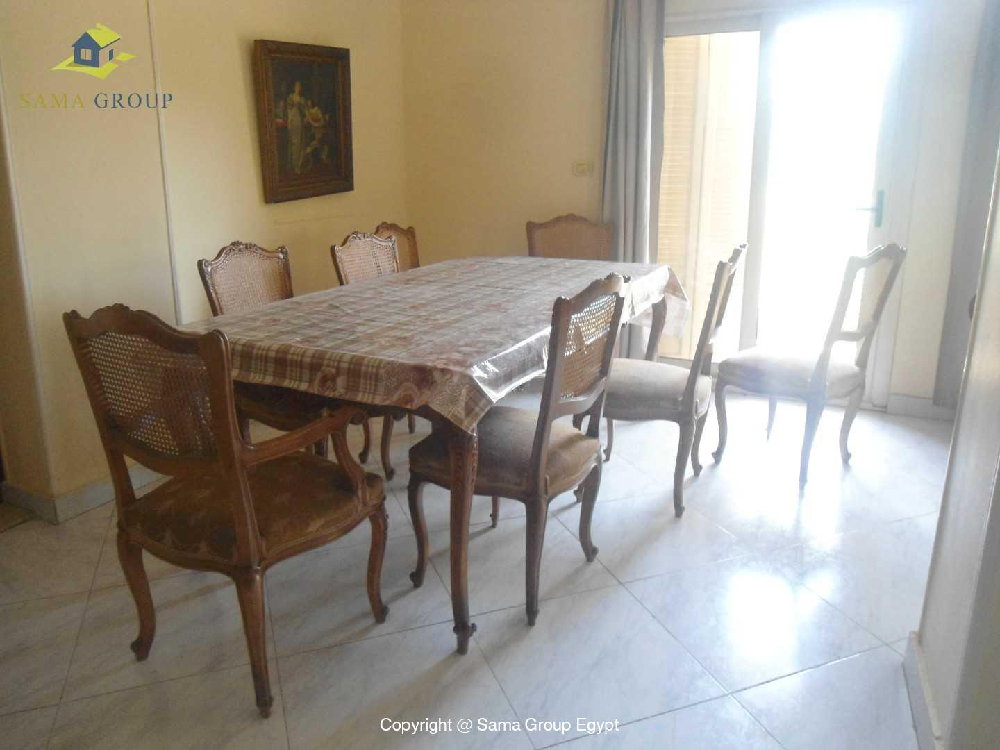 Apartment For Rent In Maadi Close to CAC,Furnished,Apartment NO #12