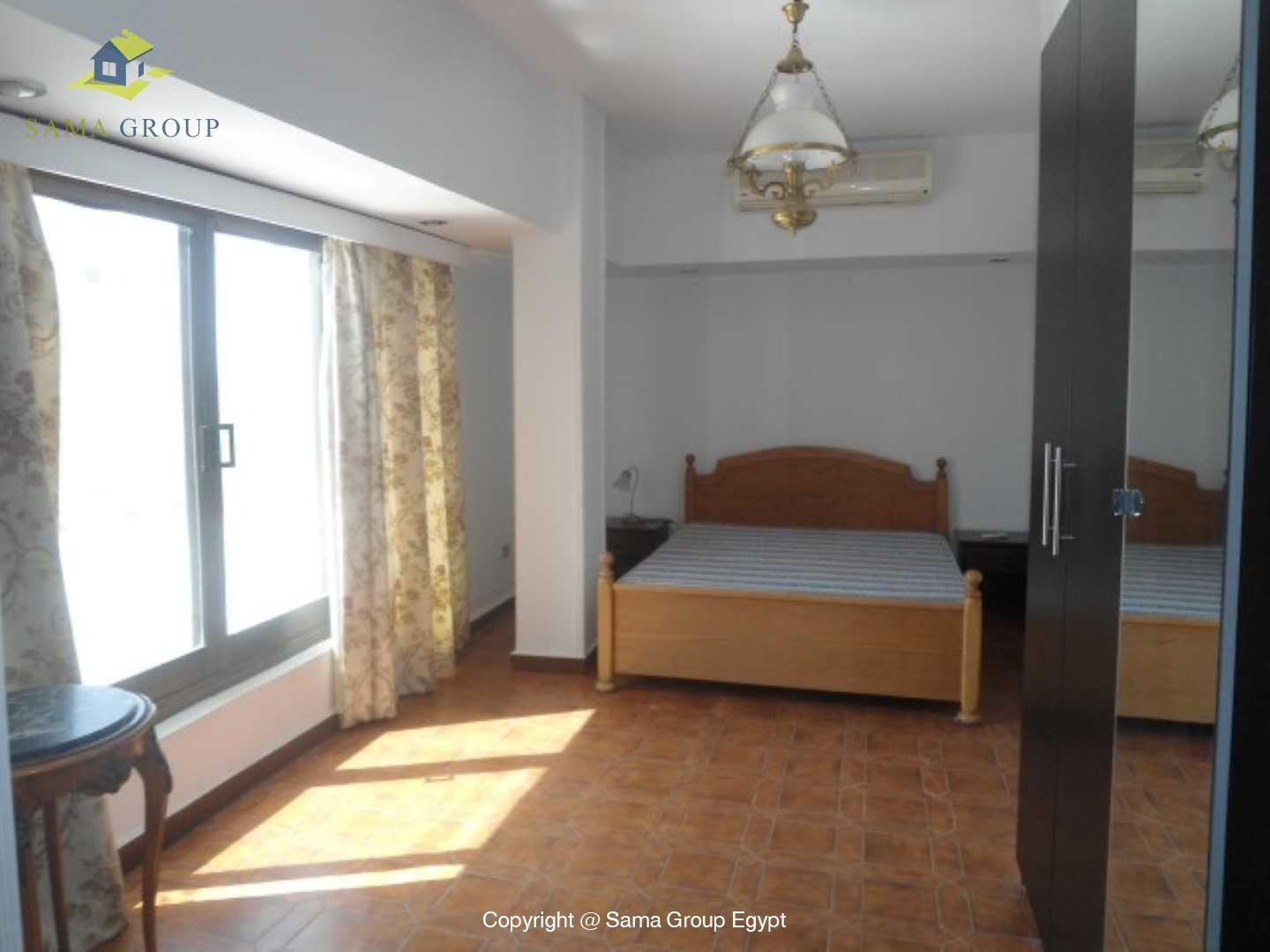 Penthouse For Rent In Maadi Degla Close To CAC,Furnished,Penthouse NO #5