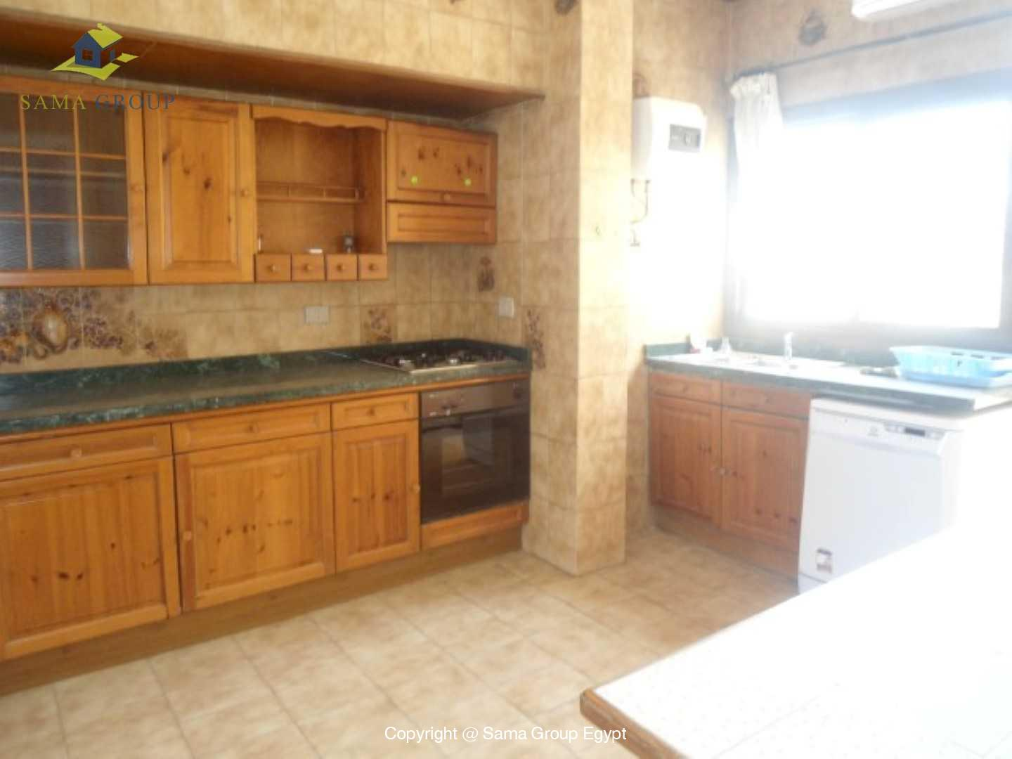 Penthouse For Rent In Maadi Degla Close To CAC,Furnished,Penthouse NO #4