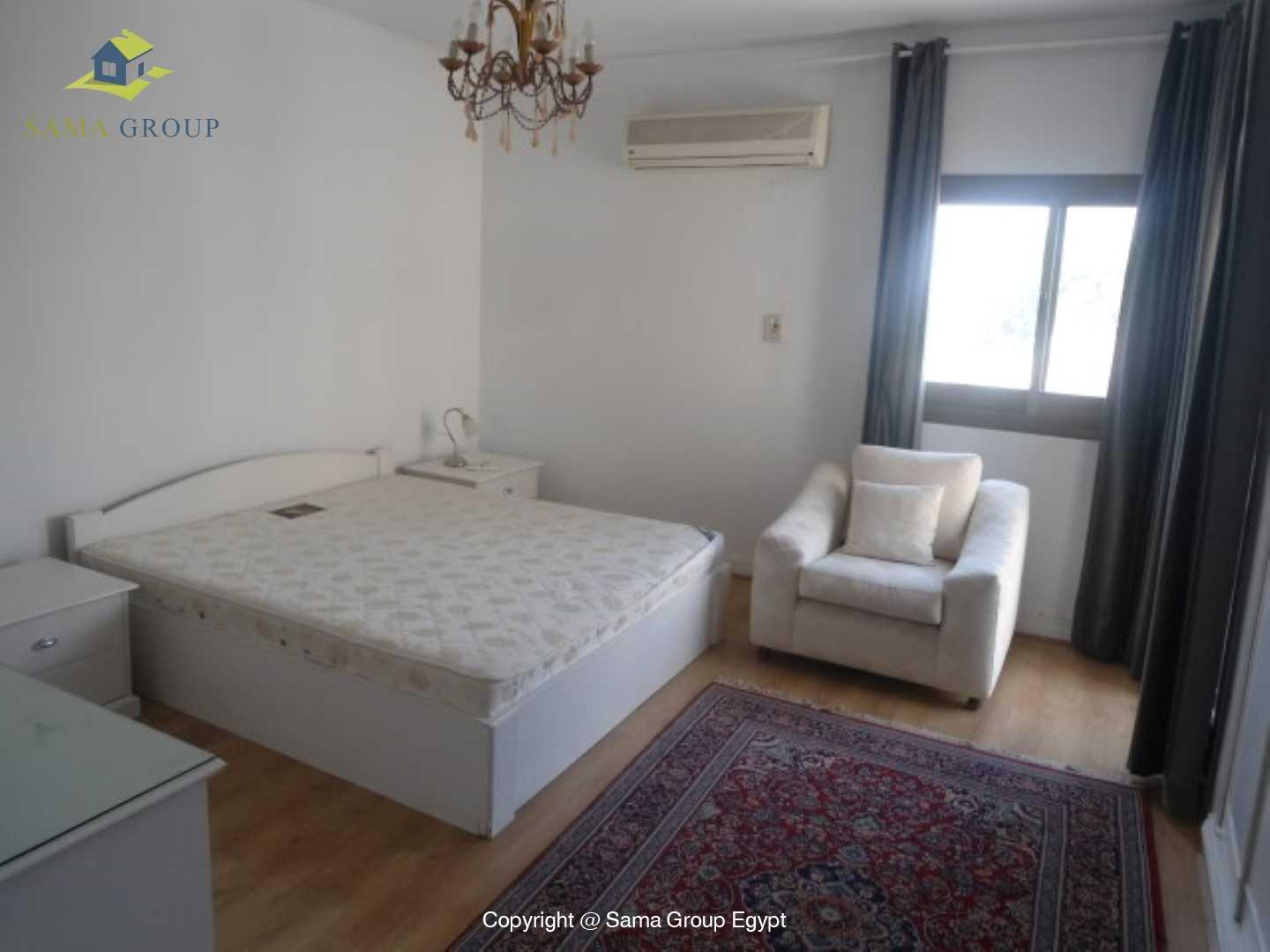 Penthouse For Rent In Maadi Degla Close To CAC,Furnished,Penthouse NO #11