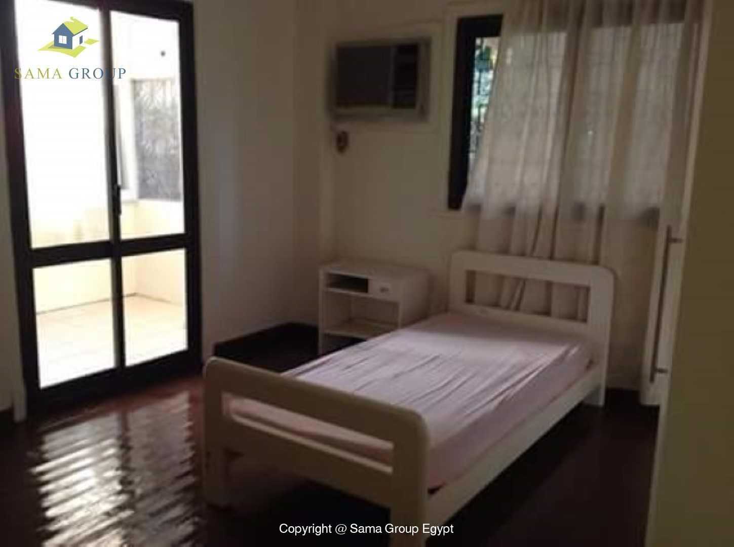Ground Floor For Rent In Maadi,Furnished,Ground Floor NO #11