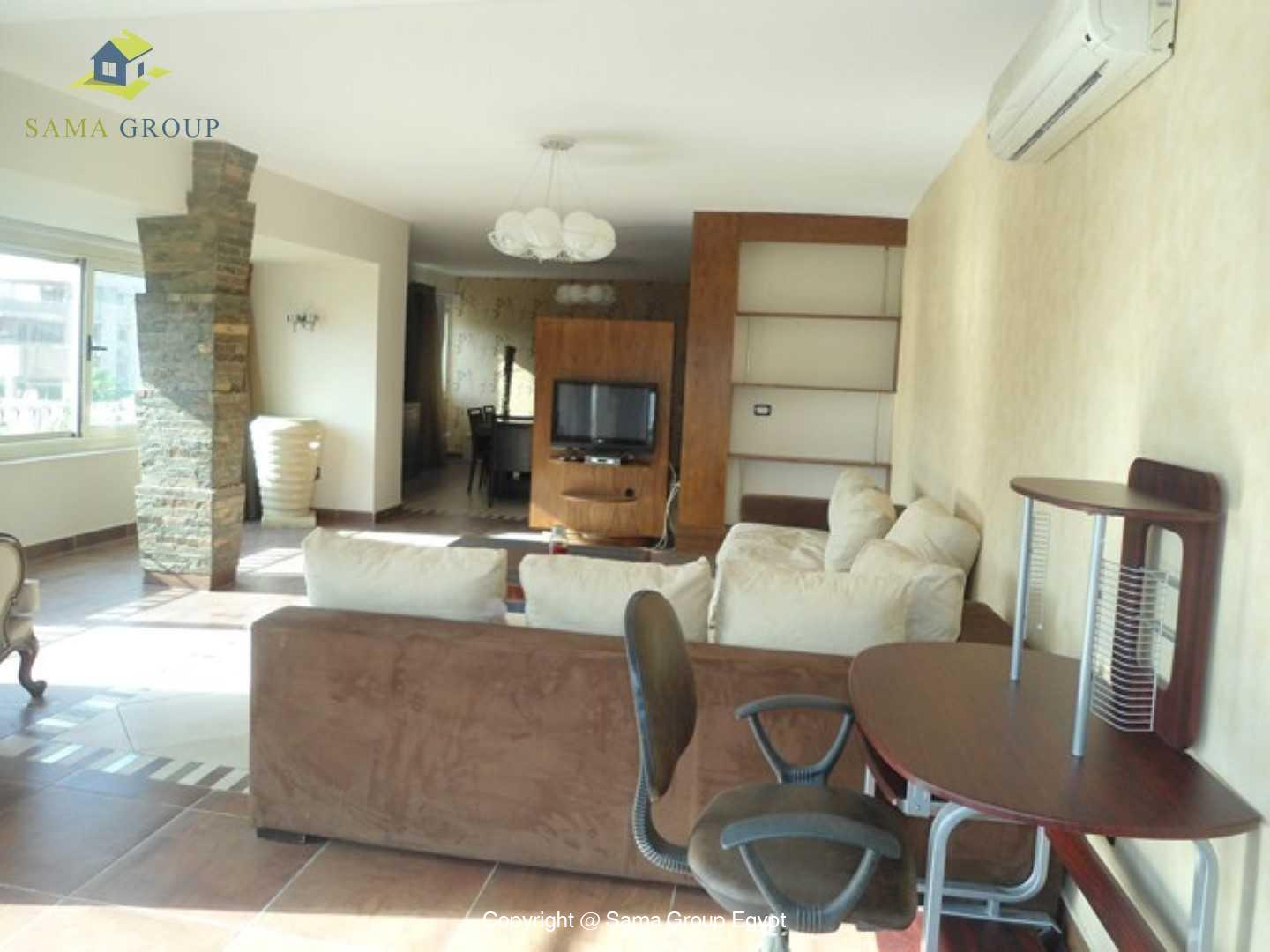 Apartment For Rent In Maadi Close To 9 Street,Modern Furnished,Apartment NO #1
