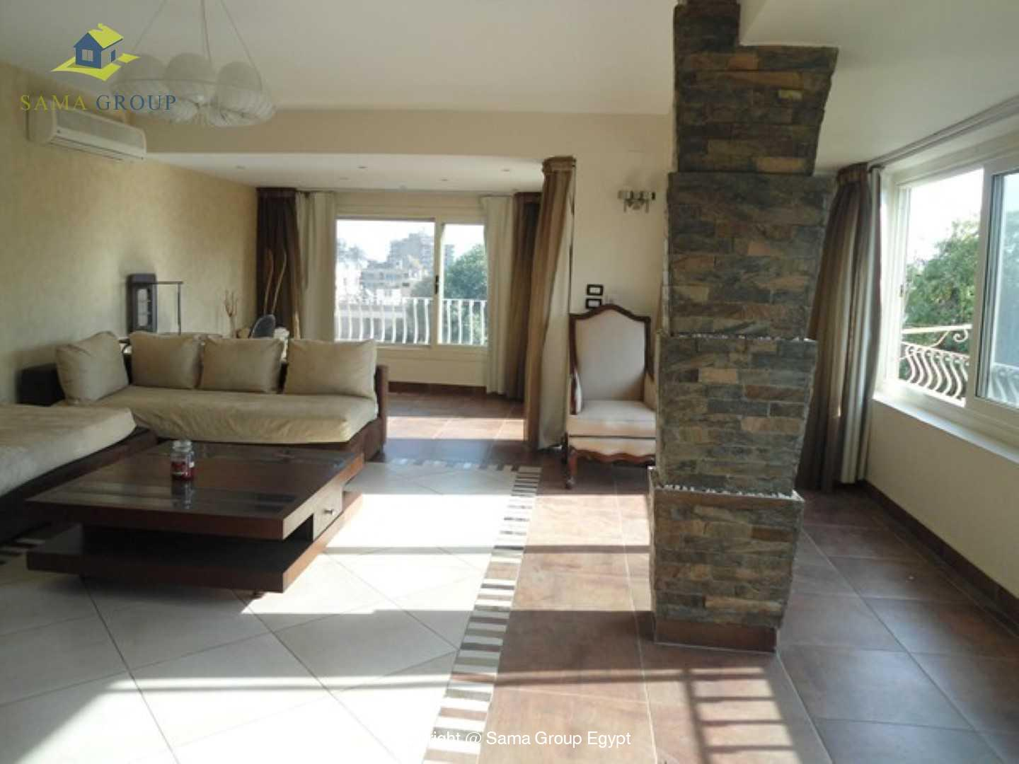 Apartment For Rent In Maadi Close To 9 Street,Modern Furnished,Apartment NO #7