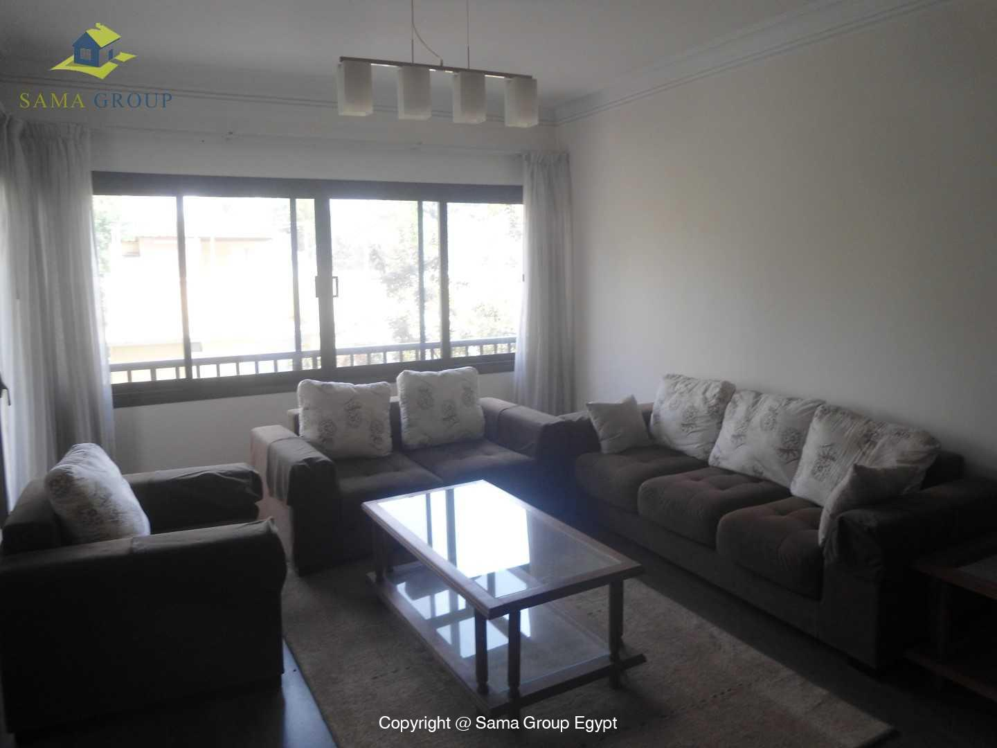 Apartment For Rent In Maadi Close to CAC,Modern Furnished,Apartment NO #5