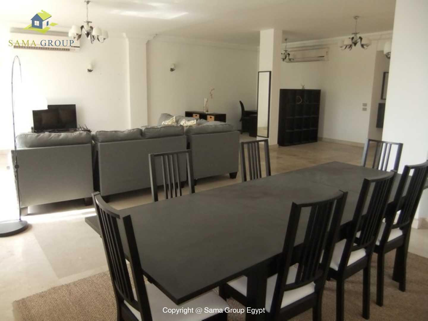 Brand New Penthouse For Rent In Maadi,Modern Furnished,Penthouse NO #10