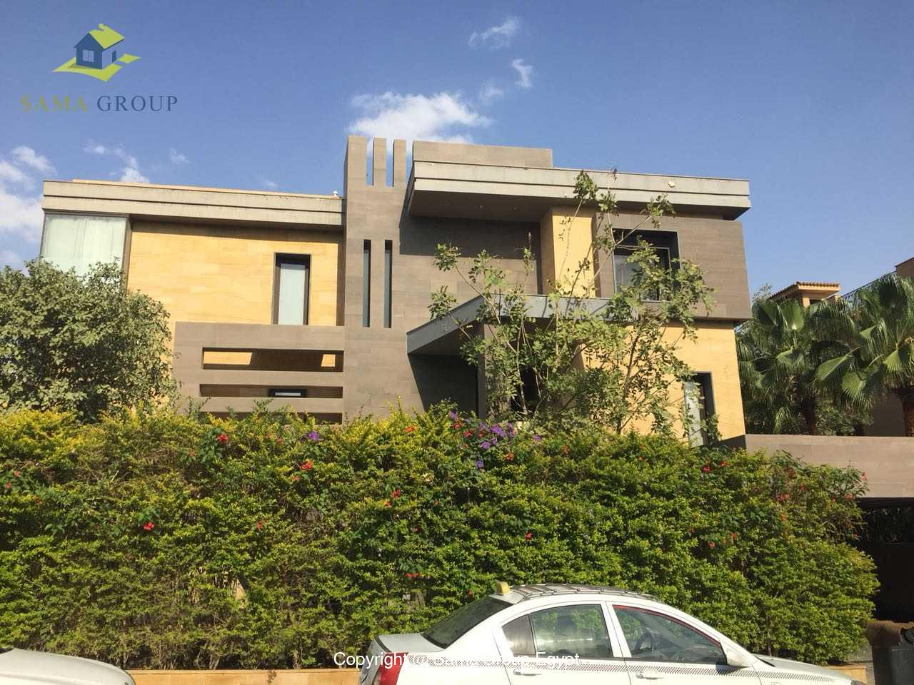 Villa For Sale In Katameya Heights,Modern Furnished,Villa NO #1