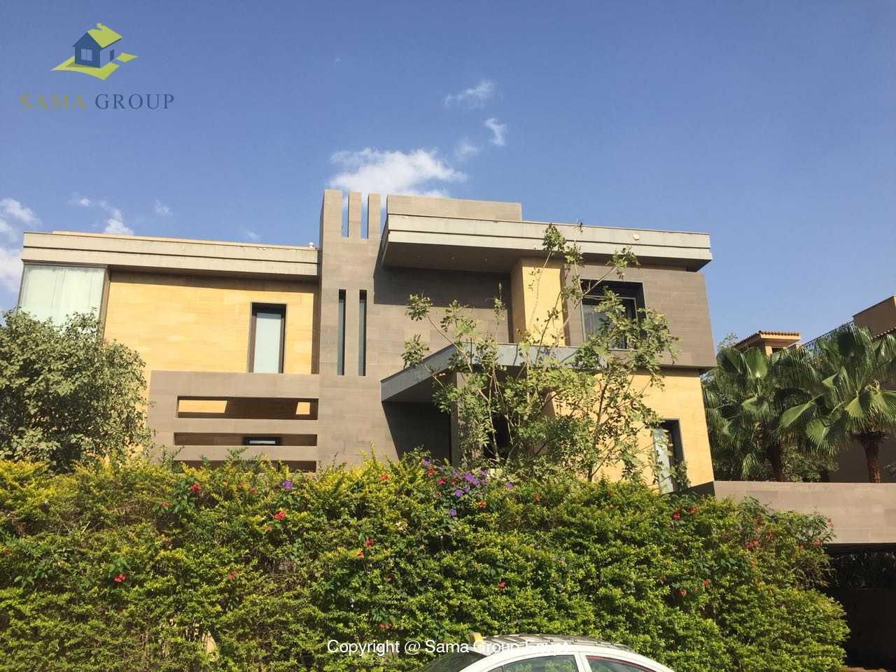 Villa For Sale In Katameya Heights,Modern Furnished,Villa NO #2