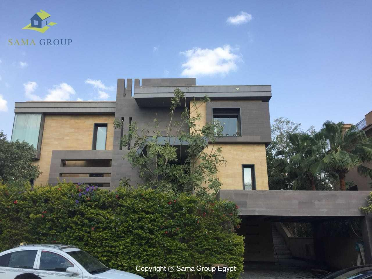 Villa For Sale In Katameya Heights,Modern Furnished,Villa NO #3