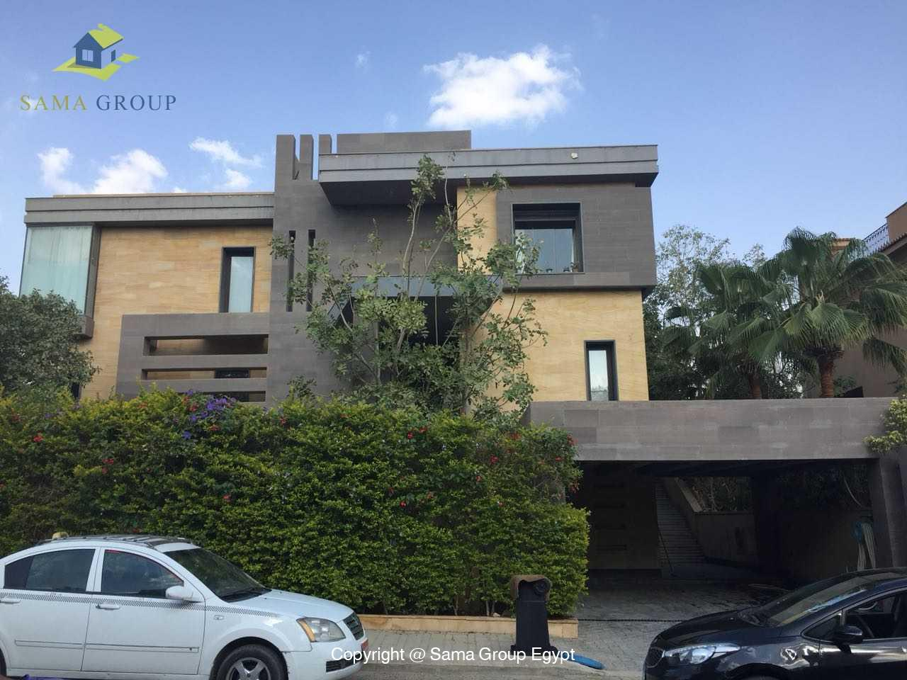 Villa For Sale In Katameya Heights,Modern Furnished,Villa NO #4