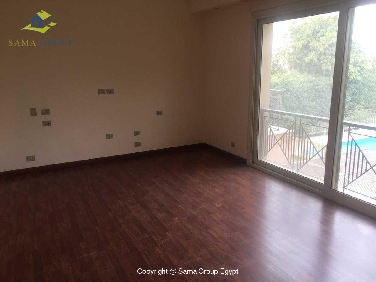 Ground Floor Duplex For Rent In Katameya Heights,Semi furnished,Ground Floor NO #16
