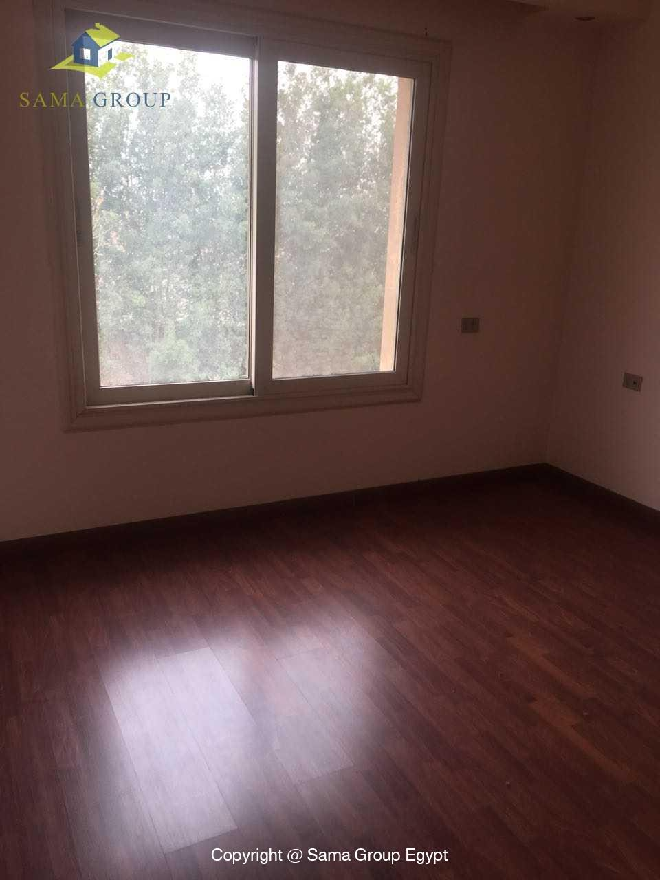 Ground Floor Duplex For Rent In Katameya Heights,Semi furnished,Ground Floor NO #12