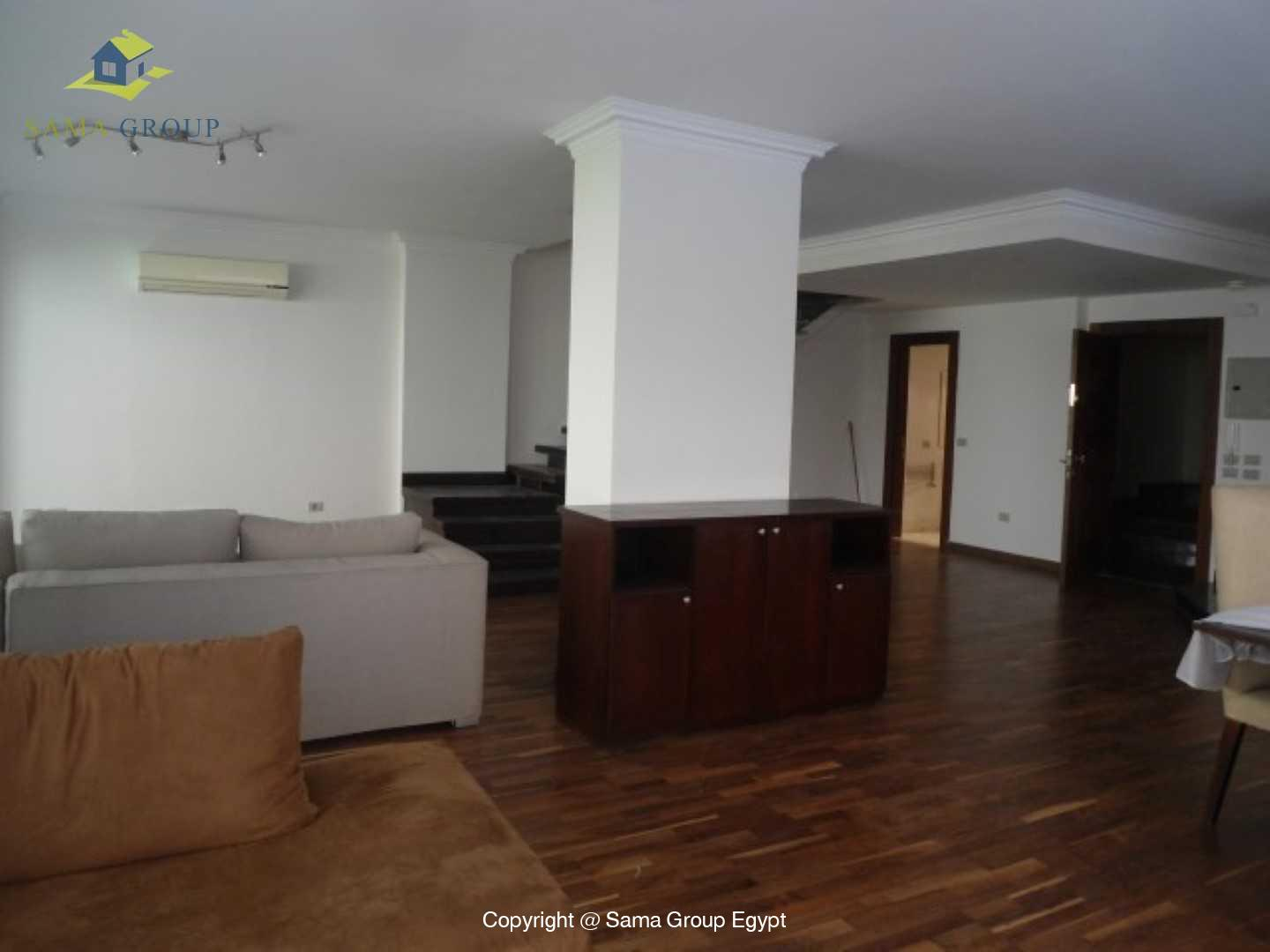 Ground Floor with Swimming Pool For Rent In Maadi,Modern Furnished,Ground Floor NO #4
