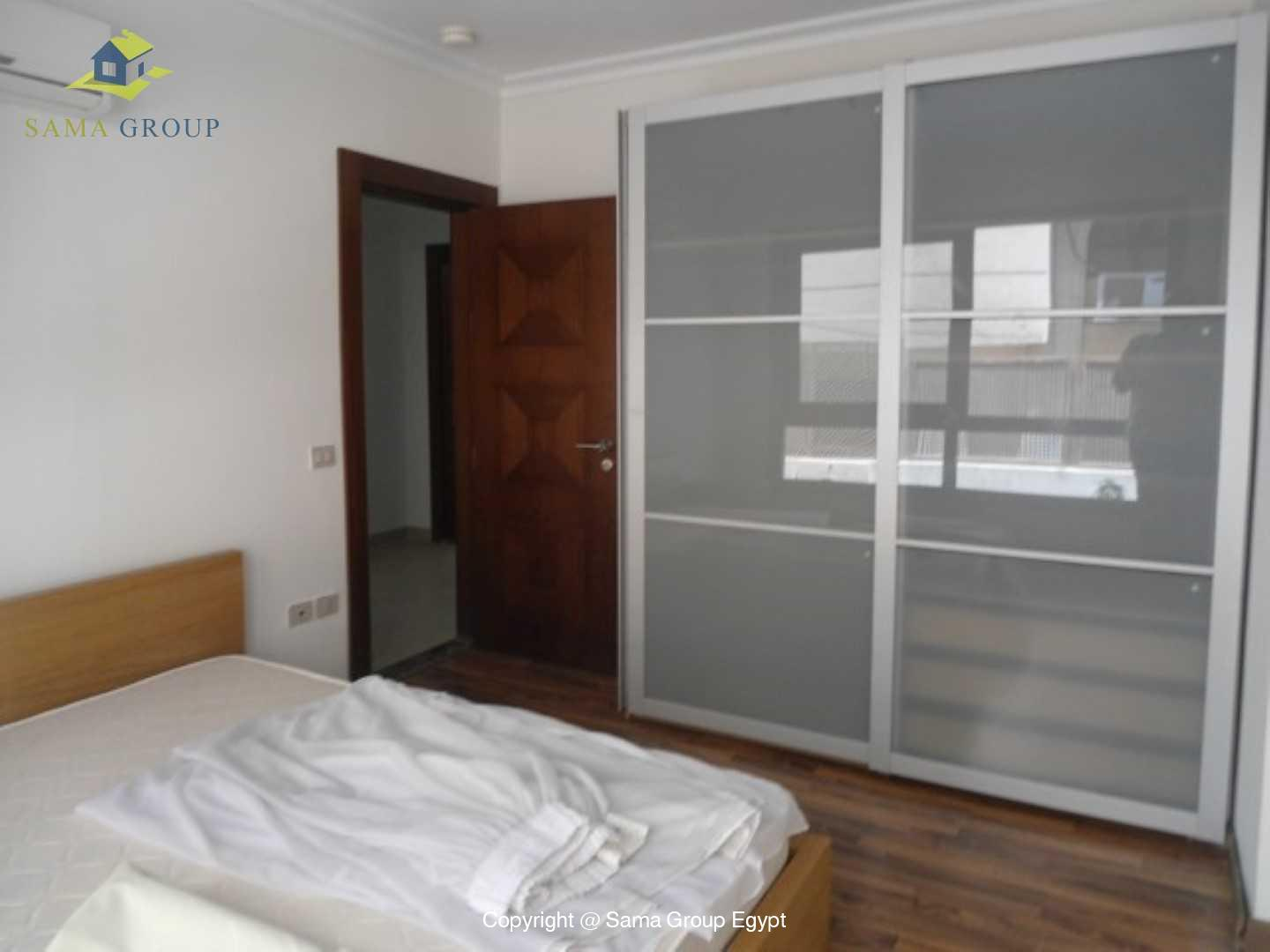 Ground Floor with Swimming Pool For Rent In Maadi,Modern Furnished,Ground Floor NO #3