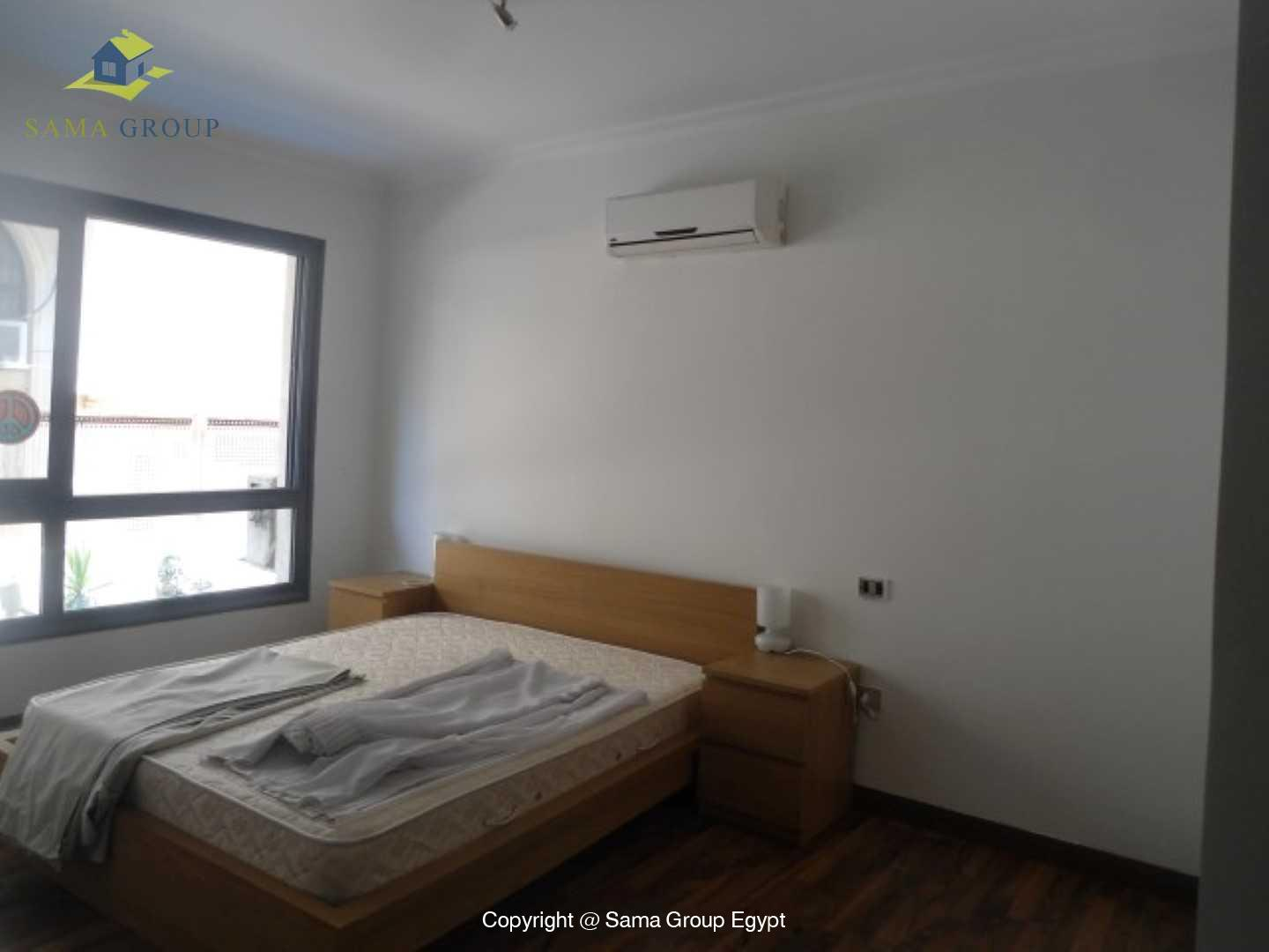 Ground Floor with Swimming Pool For Rent In Maadi,Modern Furnished,Ground Floor NO #9