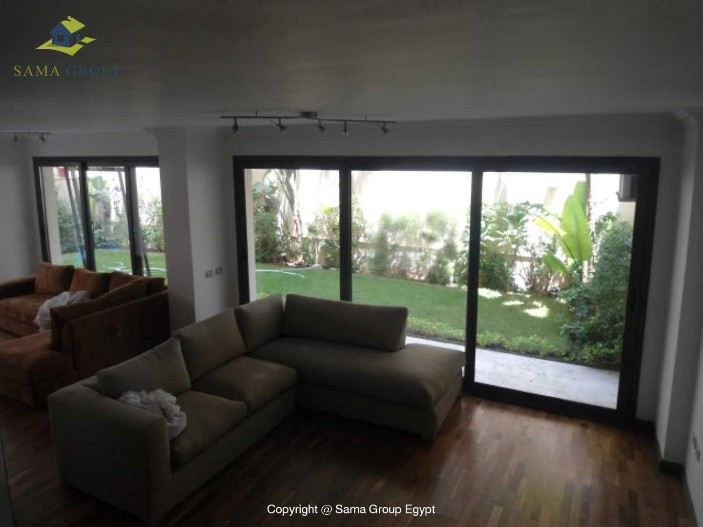 Ground Floor with Swimming Pool For Rent In Maadi,Modern Furnished,Ground Floor NO #10