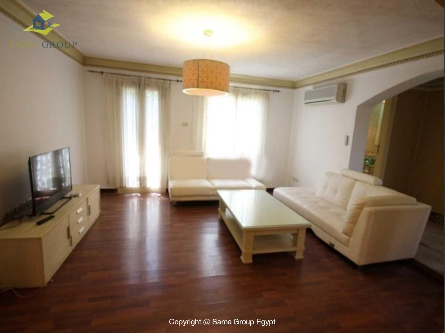 Ground Floor For Rent In Maadi,Modern Furnished,Ground Floor NO #4