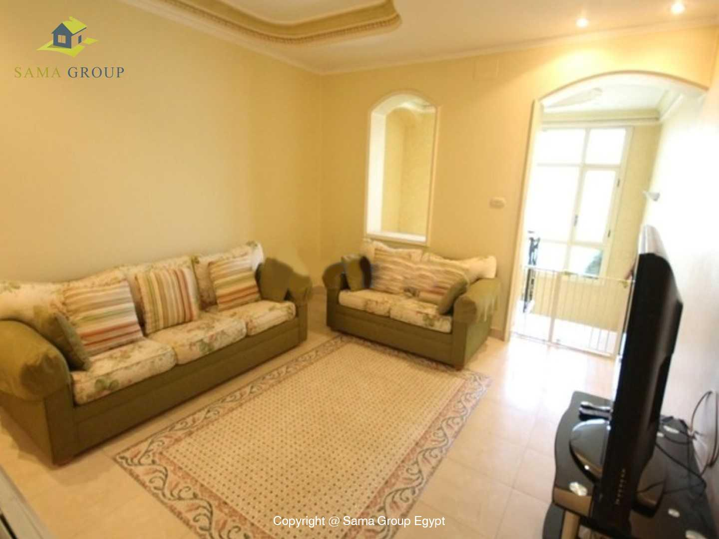 Ground Floor For Rent In Maadi,Modern Furnished,Ground Floor NO #7