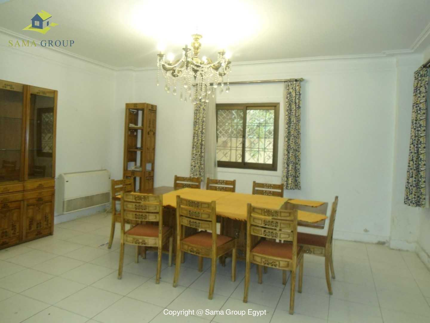 Ground Floor For Rent In Maadi,Furnished,Ground Floor NO #10