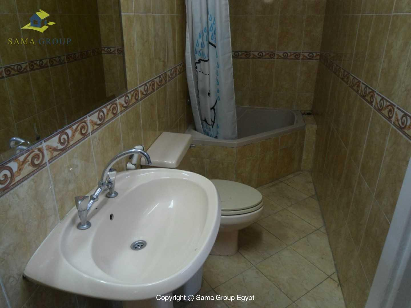 Ground Floor For Rent In Maadi,Furnished,Ground Floor NO #4